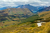 """From Queenstown we took a jeep ride to Shotover Canyon, where """"Ring of the Lords"""" movies were shot."""
