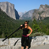 Another shot taken at Tunnel View, Yosemite NP. 8/4/11