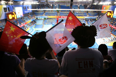 2008 Beijing Olympic Games, Ping-Pong Game