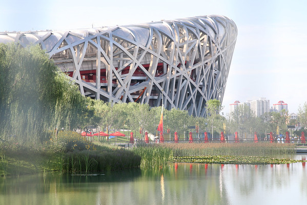 Bird's Nest, Beijing National Stadium