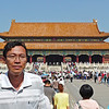 Johnson - our guide at the Forbidden City<br /> Funny, knowledgeable, and a great resource.