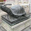 My favorite statue, as my Appalachian Trail name is Stalking Tortoise.