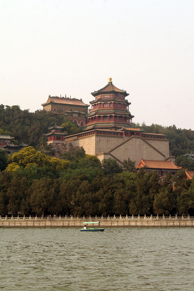 At the Summer Palace