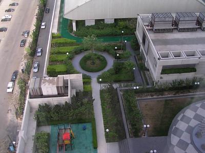 View fom Hotel