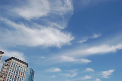 Blue BJ sky!