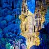 More stalactites