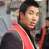 Rikshaw man, Beijing