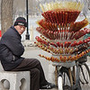 Hawker in Beijing