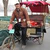 Rikshaw Man, Beijing 2009