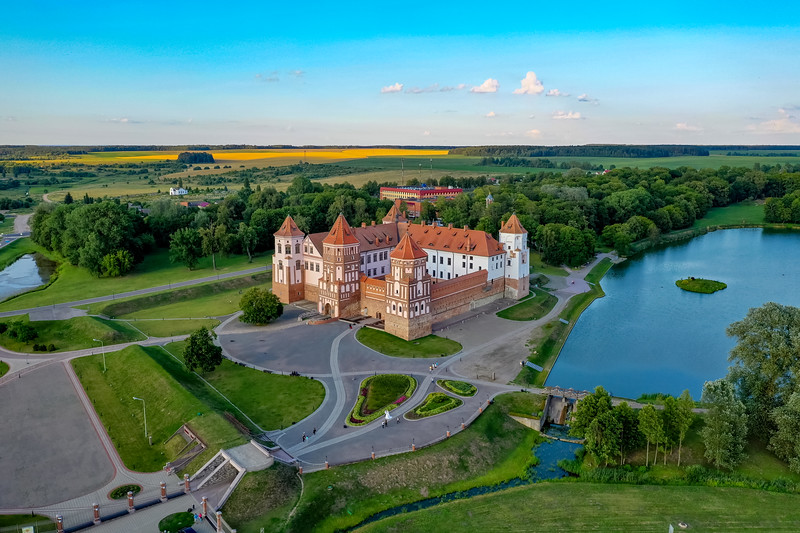 Mir Castle Complex - Belarus