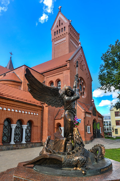 Church Of Saints Simon and Helen - Minsk, Belarus