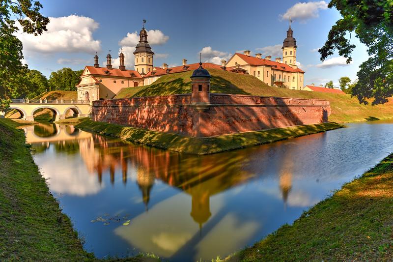 Nesvizh Castle - Nesvizh, Belarus