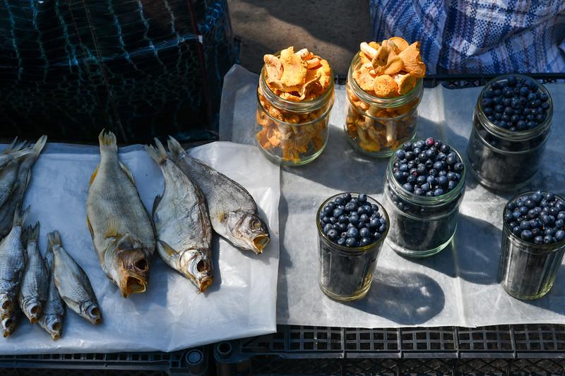 Street Food - Minsk, Belarus
