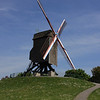 One of six remaining windmills in Bruge.
