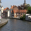 Canal in Bruge.