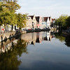Bruges - more early morning views of some of the Canals in the area near my Hotel.