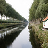 Bruges - some of the scenery on the bicycle ride to Damme.