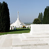 Bruges / Ypres - this is the Tyne-Cot Commonwealth Cemetery, where British and Commonwealth soldiers that perished in battles in the Ypres Salient are interred.  This is the largest Commonwealth Cemetery in the world, and has almost 12,000 graves.  The name reportedly originated with the Northumberland Fusiliers, who thought the German Pill Boxes resembled Tyneside worker's cottages.
