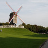 Bruges - this Windmill was located a short walk from my Hotel, and was located in a beautiful park area.  This was across the street from a Pub & Restaurant where I dined one evening.