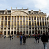 Brussels - Grand Place Guildhalls.