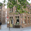 "Bruges - this ""petite"" building houses the Restaurant Gruuthouse Hof."