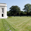 Bruges / Ypres - this is the Memorial Building in one of the American Cemeteries in the area.