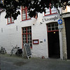 Bruges - this is the exterior of the historic Vlissinghe Pub & Cafe, which was just around the corner from my Hotel.  This is located in the scenic St. Anna area, and has been in continuous operation since 1515.  The furnishings inside haven't changed much since the Pub opened.  There's also a tranquil Beer Garden in the back.