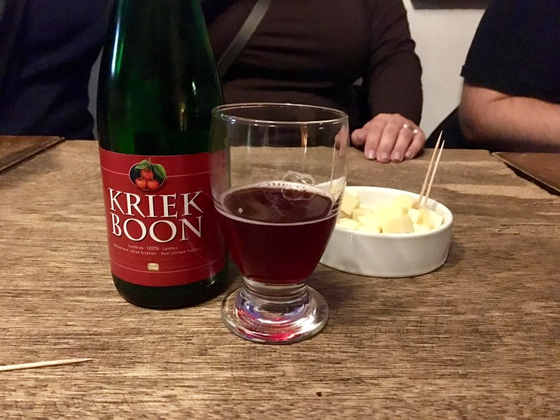 Belgium Day 3 / Chocolate & Beer Tour<br /> A L'Image de Notre Dame