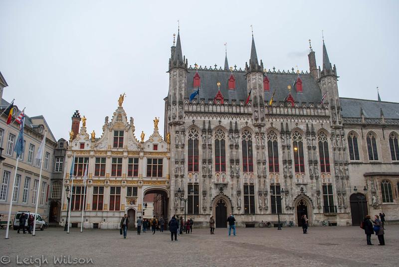 Belgium Day 2/Ghent and Bruges<br /> Bruges