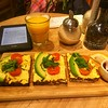 Belgium Day 3<br /> Avocado toast at Le Pain Quotidien