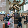 Olivier Strebelle Artwork - Brussels International Airport (Zaventem)