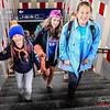 Jongknapen Amaya & Ella - KSA Menen - Vertrek op Kamp naar Opoeteren - Bevrijdingsplein - Menen - West-Vlaanderen