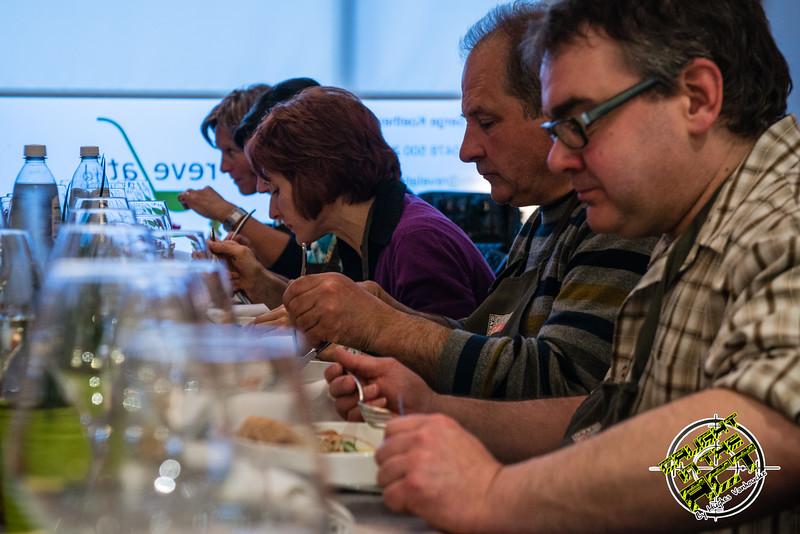 Aan tafel - Revelatio Kookstudio - Elverdingestraat 55 - Ieper - West-Vlaanderen