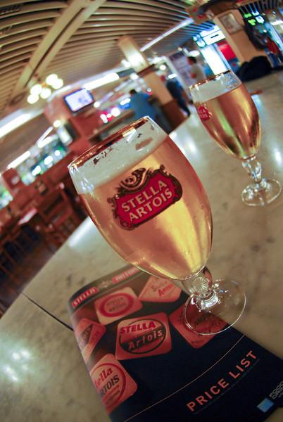Stella Artois!