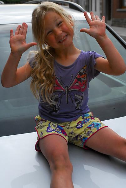 Despedida de mi hija menor Amaya<br /> <br /> Saying goodbye to the youngest @ home: Amaya<br /> <br /> Afscheid van de jongste thuis: Amaya<br /> <br /> Au revoir à la plus jeune de la maison: Amaya