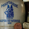 Oude mosterdpotten - Mostaard Wostyn - Torhout - West-Vlaanderen<br /> <br /> Old mustard pots - Mostaard Wostyn - Torhout - West-Flanders - Belgium <br /> <br /> Antiguos tarros de mostaza - Mostaard Wostyn - Torhout - Flandes - Bélgica <br /> <br /> Anciens pots de moutarde - Moutarde Wostyn - Torhout - Flandre Occidentale - Belgique