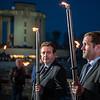 PS'ers Rudi Vervoort & Paul Magnette, respectievelijk minister presidenten van de Brusselse en Waalse regering