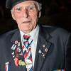 Kranige en trotse 93-jarige Welshe WO1 veteraan