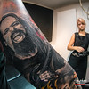 Guy Commeene (Dyscordia) @ Tattoo Shop Jelke - Molenstraat - Wervik