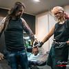 Guy Commeene (Dyscordia) @ Tattoo Shop Jelke - Molenstraat - Wervik