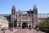 Rijksmuseum Amsterdam Holland