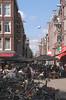 Cafes in Korte Leidsedwarsstraat Amsterdam Holland