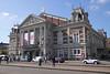 Concertgebouw  in Museum Quarter Amsterdam Holland