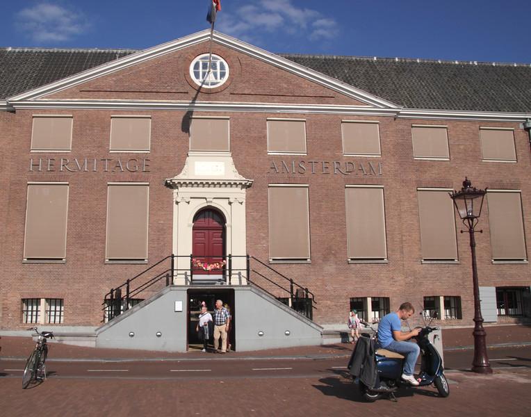 Hermitage Amsterdam Holland