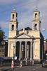 Mozes en Aaronkerk church Waterlooplein Amsterdam Holland