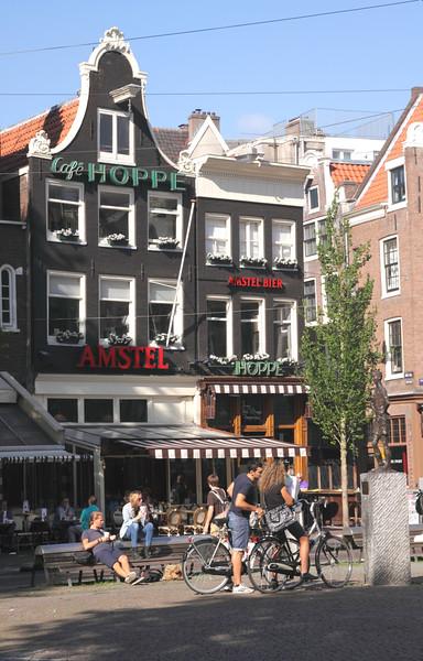 Cafe Hoppe Amsterdam Holland