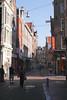 Zeedijk street Chinatown Amsterdam Holland