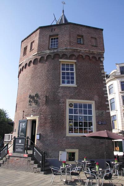 Schreierstoren Weepers Tower fortification Amsterdam
