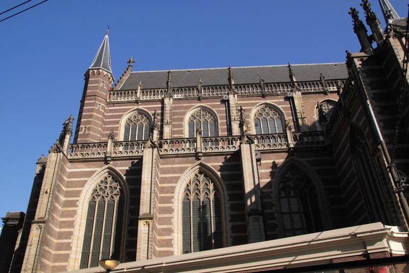 Nieuwe Kerk Church  Amsterdam Holland