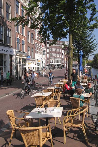 Cafe De Twee Zwaantjes Prinsengracht Amsterdam Holland